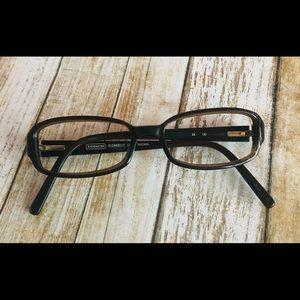 Petite Woman's or Girls Coach Eyeglass Frame